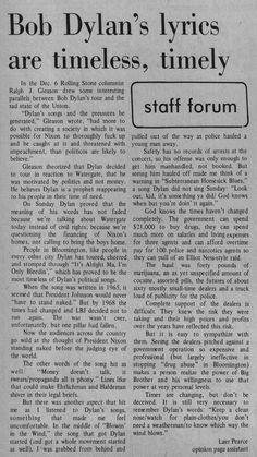 """""""February 6, 1974"""""""