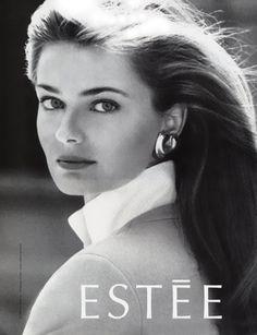 one estee lauder's first print ads