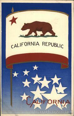 california state flag name