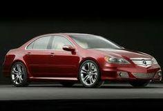 2006 Acura RL Offering Comfort
