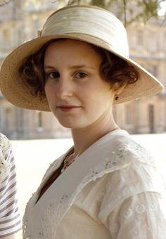 /Robert Crawley Laura Carmichael/Lady Edith Crawley Jim Carter