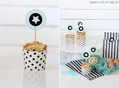 Pfirsich-Streusel-Muffins