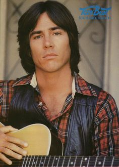 Richard Hatch teen beat  1979