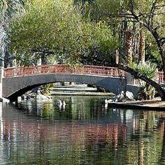 How to Enjoy Encanto Park in Phoenix #stepbystep