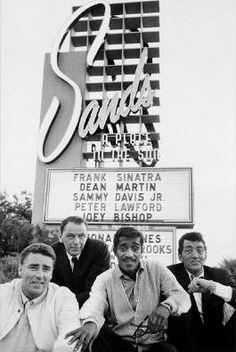 Rat Pack at Sands
