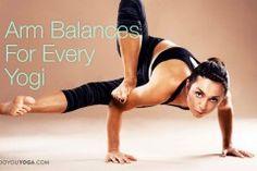 Arm balances for every yogi