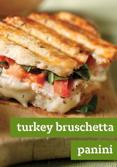 Turkey Bruschetta Pa