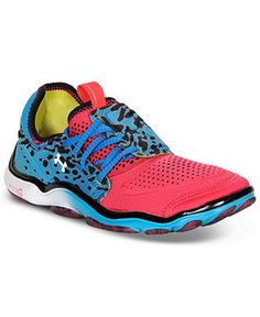 Under Armour Womens Shoes, Micro G Toxic Six Running Shoes - Finish
