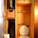 Tiny House Bathroom Composting Toilet