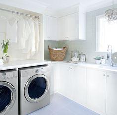 Dream house laundry room