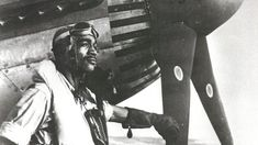 Even though black men served as pilots for France in WWl, many Americans thought black men were incapable of becoming pilots to fight in WWII, but the Tuskegee Airmen proved them wrong. #BlueSkyMetropolis #BlueSkyDreamer #SummerofSpacePBS