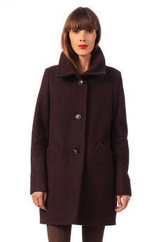 Sessun: Mid coat - chera