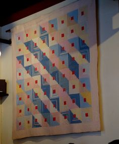 Great Quilt by Quiltsalad, via Flickr