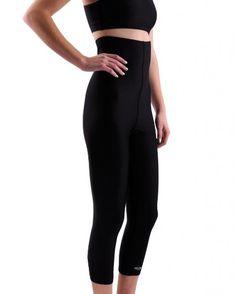 girls's black harem pants