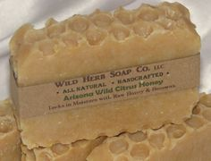 MANGO BUTTER HONEY Soap - All Natural (Citrus Oil Blend) Creamy Bar - Nut Free Products on Etsy, $4.00