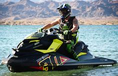 Monster Energy/MACC Racing Sea Doo RXP-X 260
