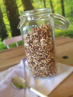 Opskrift hjemmelavet granola glutenfri