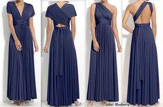 Full Length Convertible or Maxi Dress