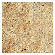 Skabos Porcelain Tile 13 x 13 in. $4.99 a SF. This tile best represents a Natural stone like Travertine.
