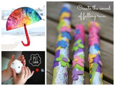 Rainy day crafts
