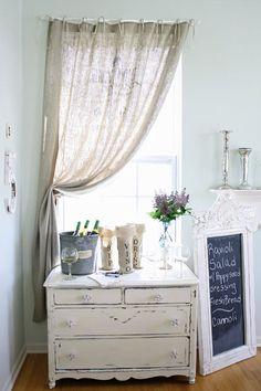 burlap curtains burlap curtain, bedroom