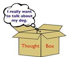 SLPrunner : Thought Box for kids who blurt