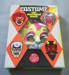Vintage Ben Cooper Halloween Costume Bunny 1978 | eBay