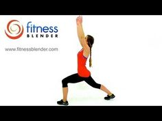 15 Minute Yoga Cardio Blend - Yoga for Weight Loss - Yoga Inspired Cardio & Toning Workout Video