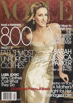 I will never understand why any human being calls her ugly. I love SJP!