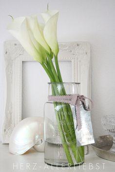 white flower, layer tone, copo de, de leit, nest beauti