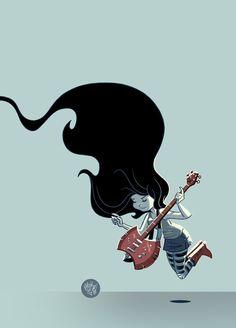 Marceline by mikemaihack.deviantart.com on @deviantART