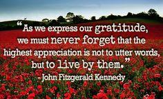 #gratitude #jfk #quotes