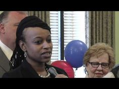 In this video, two New Jerseyans share their stories of how the NJ Family Leave Act affected their lives.  On the fourth anniversary of the enactment of the law, legislators, labor leaders, business owners and every day citizens came together at the New Jersey Statehouse to celebrate the program's success. The Family Leave Act provides New Jersey workers with paid time off, through a social insurance program, to bond with newborn or newly adopted children or care for a sick loved one.