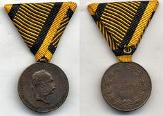 """Campaign Medal, """"2 December 1873"""""""