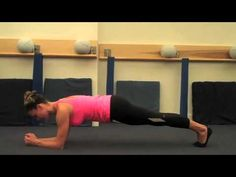 Plank and Ab Exercises from Physique 57