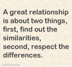 a great relationship quotes relationships quote respect relationship quote relationship quotes...:)
