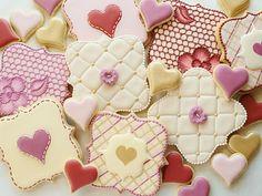 valentines plaques