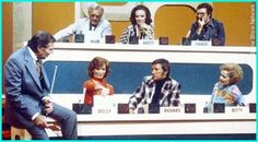 The Match Game - my FAVORITE game show ever!!