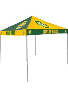 Ready to tailgate? // #Baylor University 9' Pinwheel Tent
