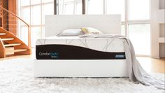ComforPedic® from Beautyrest®: The BETTER memory foam with exceptional performance that helps provide cool, comfortable, recharging sleep.