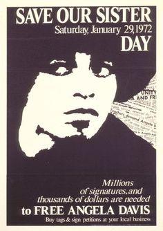Free Angela Davis (1972)