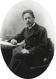 Anton Chekhov 1889