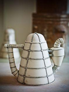 tea pot .. Christa Assad