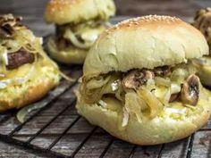 Champi burger & bun