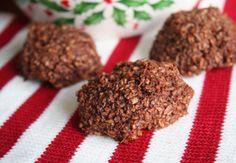 Chocolate Macaroons (Dairy, Gluten and Refined Sugar Free)