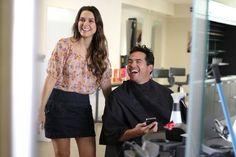 Fernanda Machado roda filme em Los Angeles com Dean Cain, Mariel Hemingway e Greg Tuculescu - Famosos - Extra Online