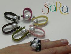 Anillos de Lato, Piercing y Perla - Cosinas de Sara