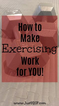 How to make exercisi
