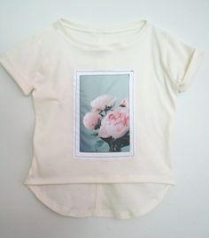 Flower Child Tee by CauliflowerKids on Etsy