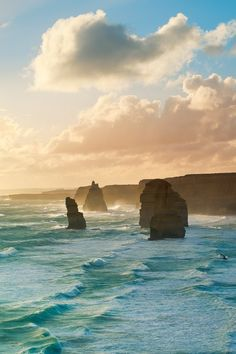 The Twelve Apostles, Australia  #travel